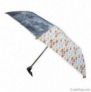 Auto unfold/close umbrella, 28cm length