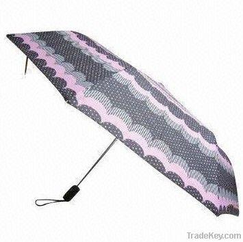 Auto unfold/close umbrella, 29cm length