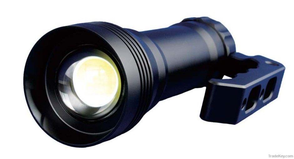 LED flashlight- Diving photography lamp 2
