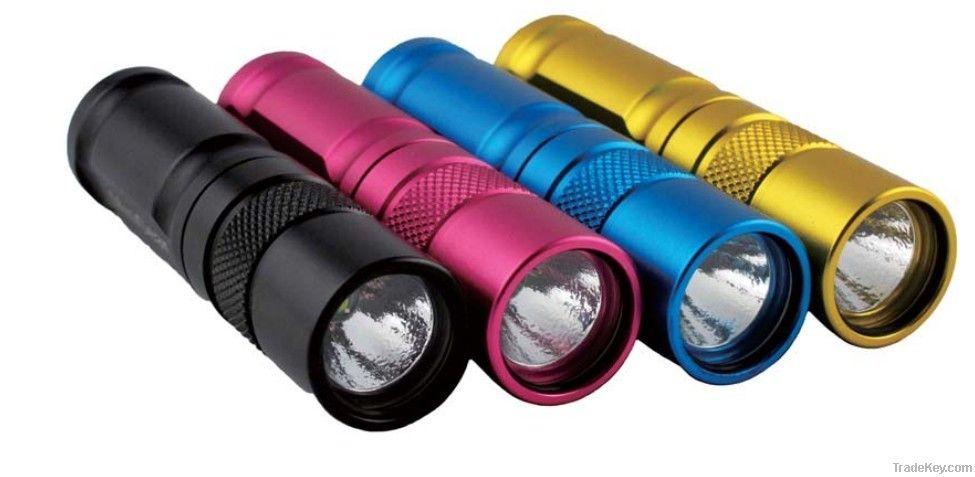 LED flashlight-Diving Light 3E