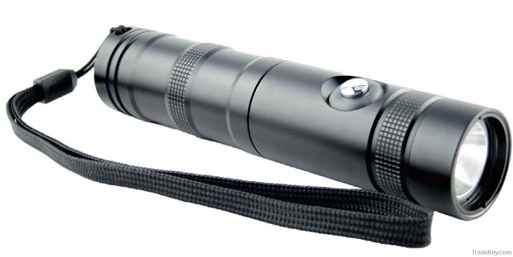 LED flashlight-Diving Light 10C