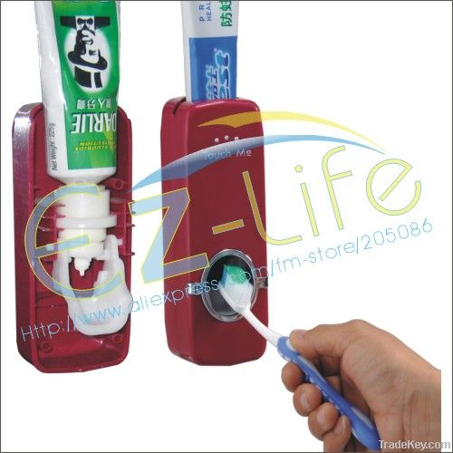 Touch Me new innovative Automatic Toothpaste Dispenser , Toothbrush Ho