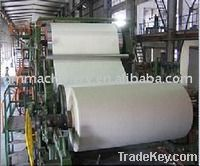 1760mm hot selling Tissue Paper Processing Machine
