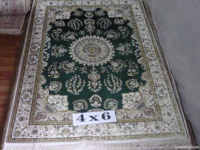 Handmade Silk Carpets Hot Sell
