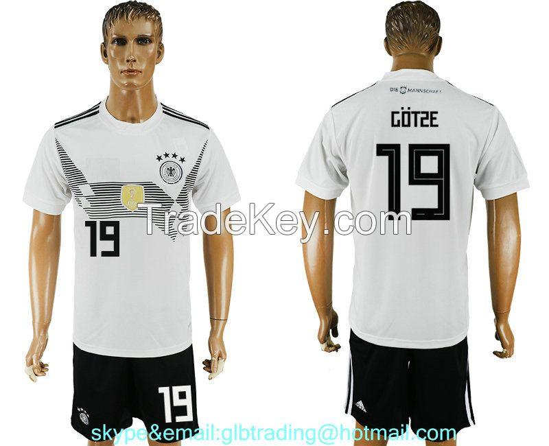 Football shirts 2018 FIFA Soccer and football Uniform