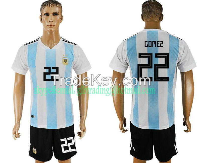 2017-2018 New fashion football jersey PSG Soccer Jersey Soccer Wear Football Shirt