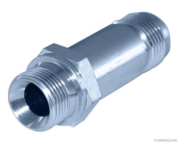 Hydraulic fittings and adaptors