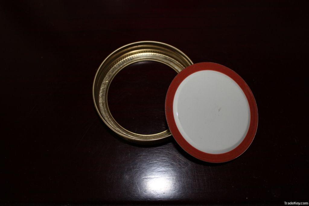 Metal Cap(30mm, 43mm, 48mm, 53mm, 58mm, 63mm, 70mm, 80mm, 100mm, 112mm, etc)