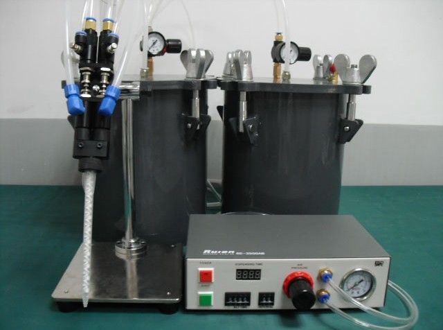 Crystal Plastic Drop Machine