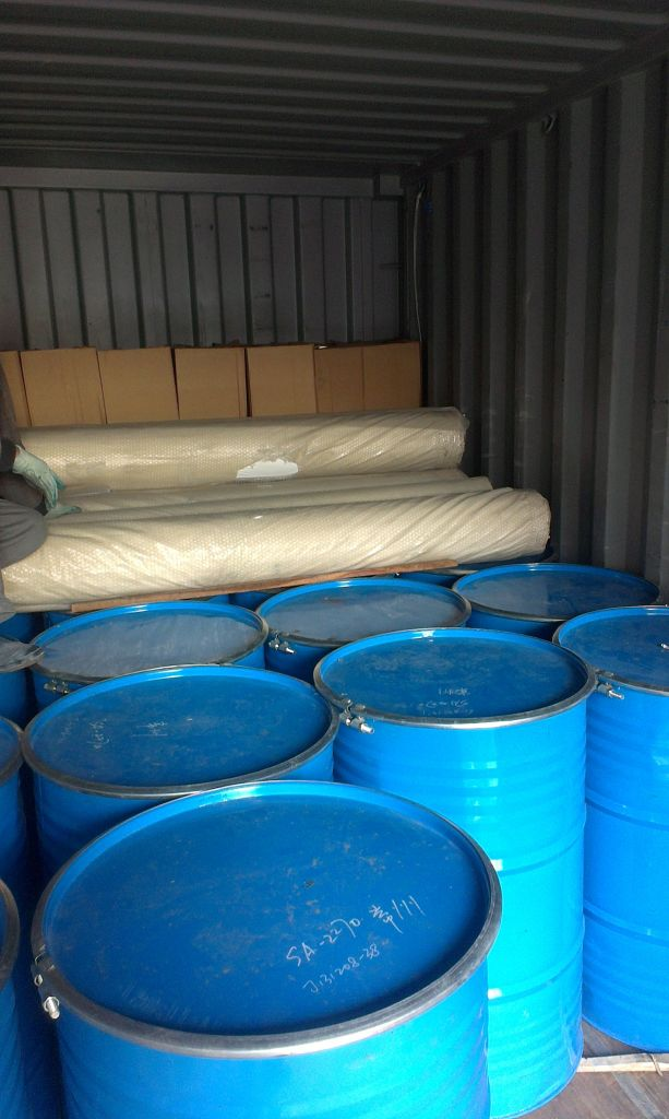 PU soft laminated resin for nonwoven fabric with film