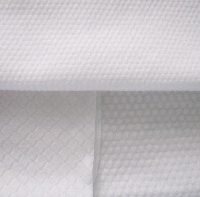 pearl pattern wet wipes spunlace nonwoven fabric
