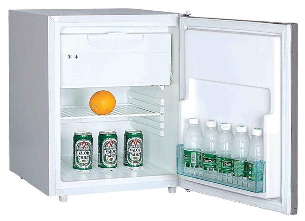 DC Solar fridge
