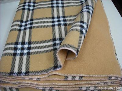 Polar fleece blanket