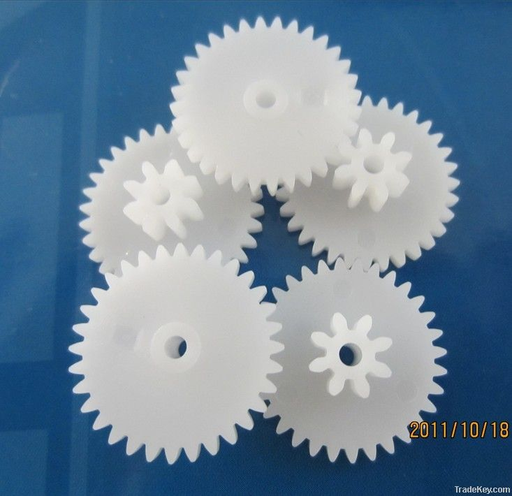 OEM plastic gear with POM material