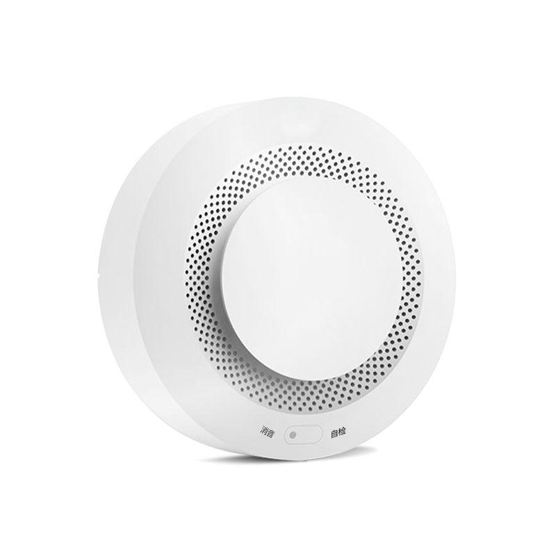 433mhz fire smoke dectector home use smoke sensor 80db sound