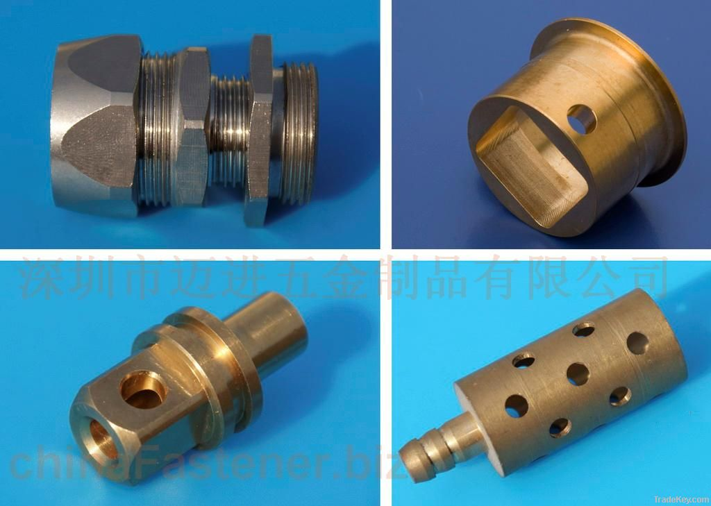 CNC machining and turning parts