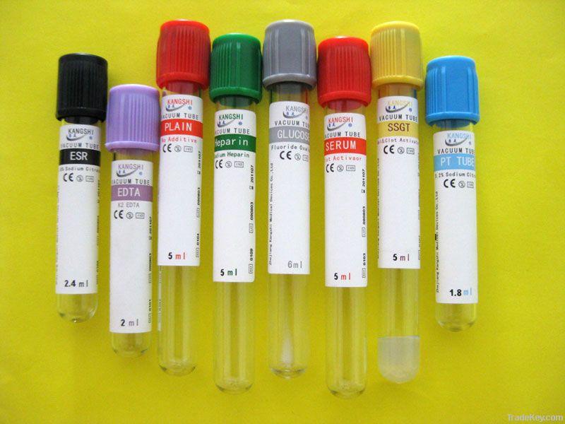 Heparin tube