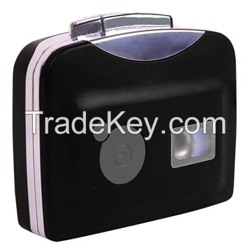 Cassette tape to MP3 Converter in USB Flash disk, no PC required