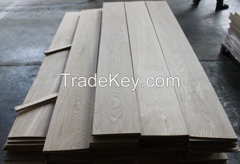 White Oak Flooring Veneer Plywood