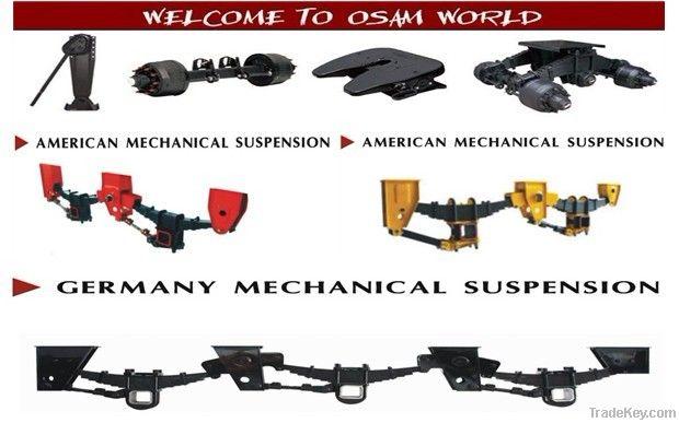 mechanical suspension