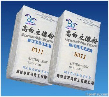 B311 high density white powder lithopone