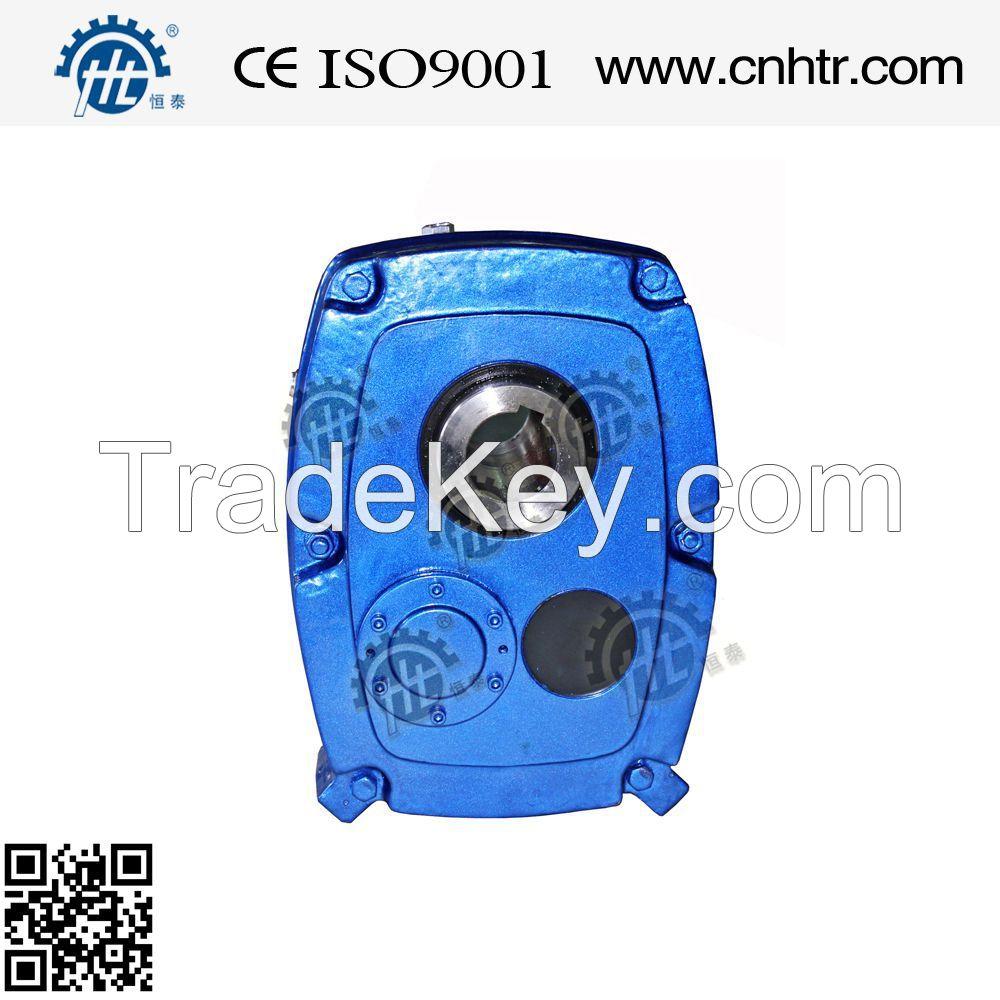XG/TA series shaft mounted gear reducer