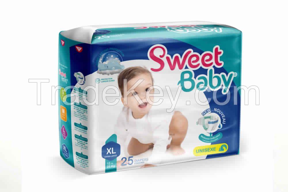 Sweet Baby Extra Large Size