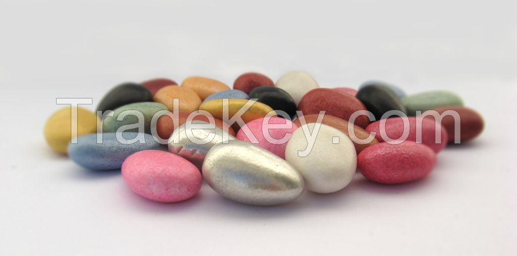 Mondo Sugar Coated Almonds