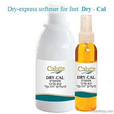 Dry softener for feet(express )