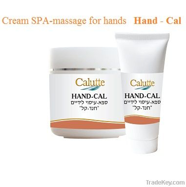 SPA-massage for hands