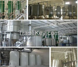 Food Glucose Syrup Production Line