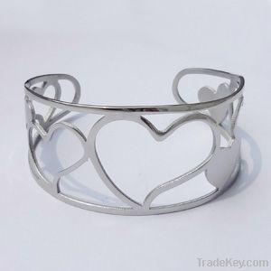 2012 fashion steel bangles
