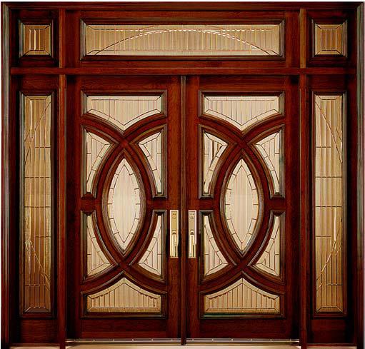 Premium Solid Wood Doors, Entry Doors