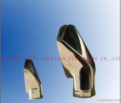fan shape fountain nozzle