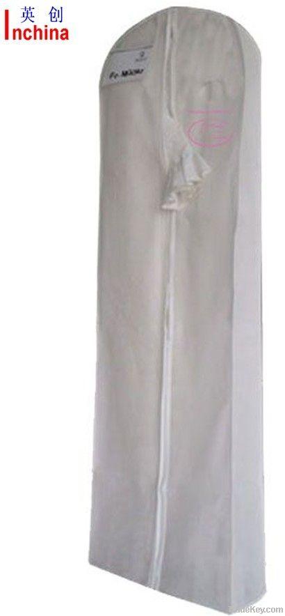 Breathable White Nonwoven Wedding Dress Bag Wholesale