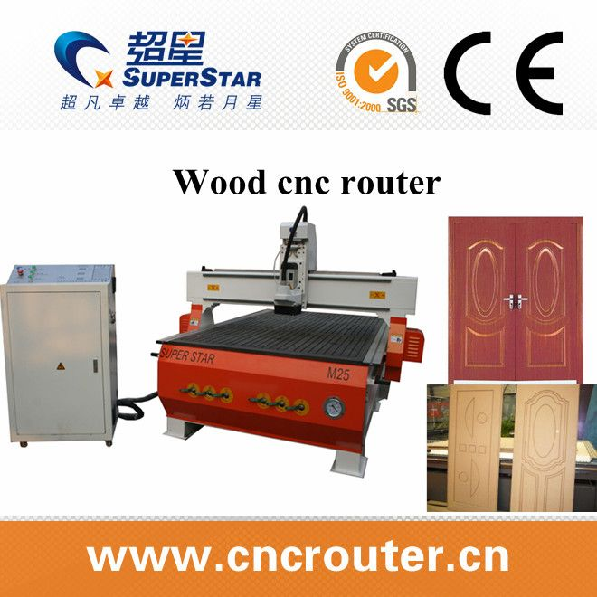 CX1325S CNC woodworking machine with ATC
