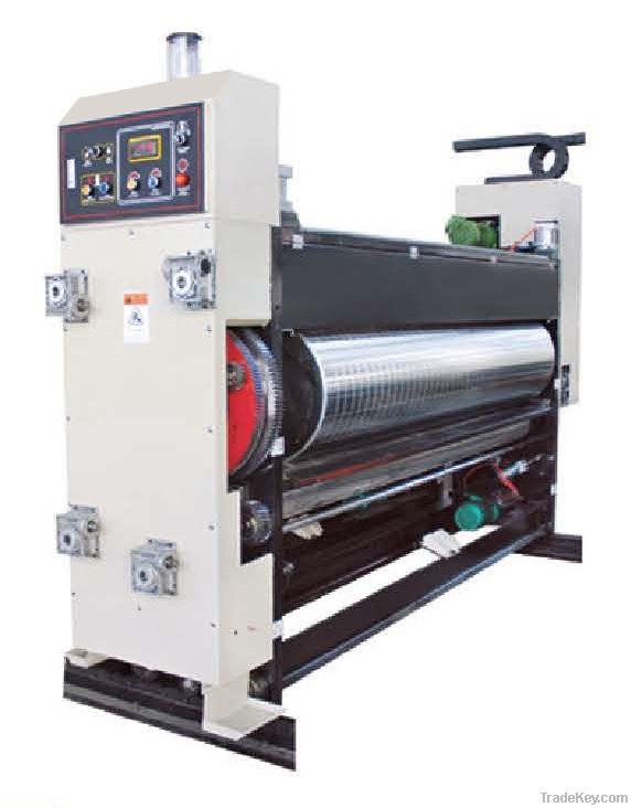Carton Machine DF480 Series High Speed Corrugated Flexo Auto Feeder Pr