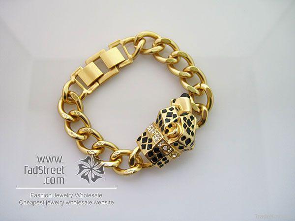 Dalmatians Bracelet(gold)