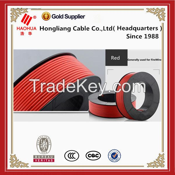 450/750V PVC insulated copper conductor electrical wire
