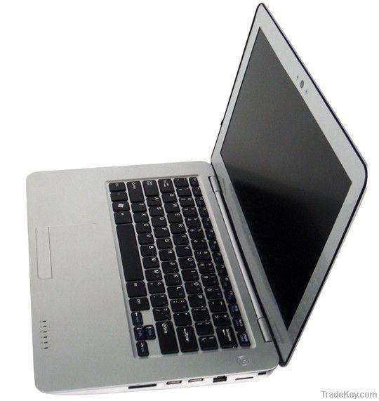 13.3inch Laptop metal alloy Intel Core i3