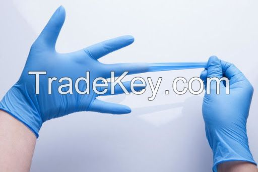 Disposable Examination Medical Hand Nitrile Gloves