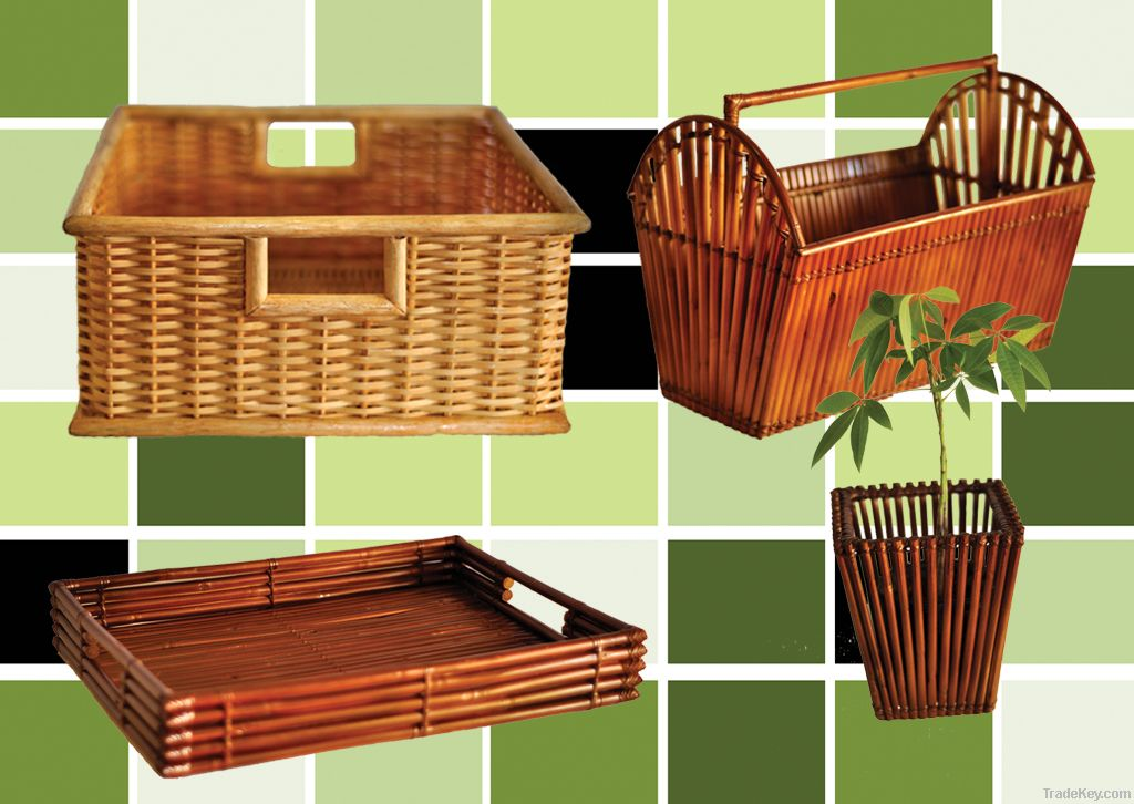 Bamboo Products By Likhang Pinoy Handicrafts Philippines