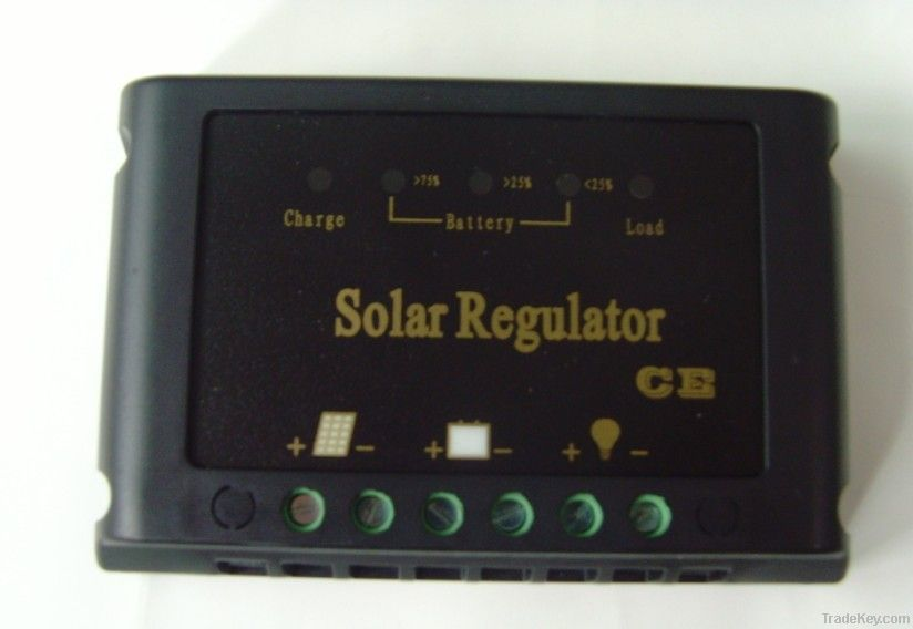factory PWM 12V 15A solar controller for solar system