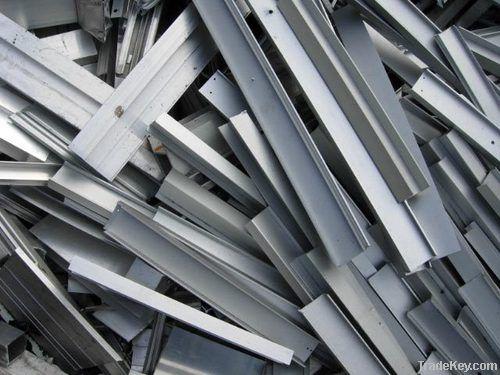Aluminium extrusion 6063