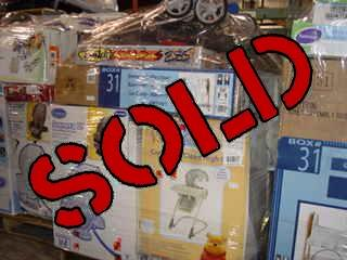 Baby Pallets, Carseat, Stroller, High Chair