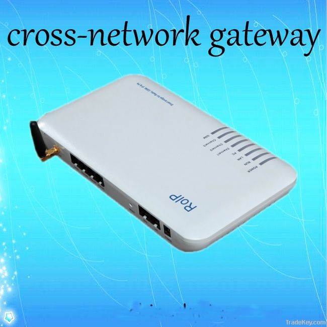 ROIP / cross-network gateway