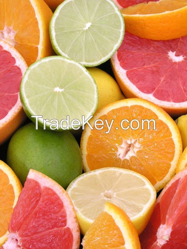 Fresh Citrus Fruits | Valencia Oranges | Lemons | Delicious Apple | Cavendish Banana