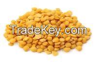 Whole Yellow Lentils