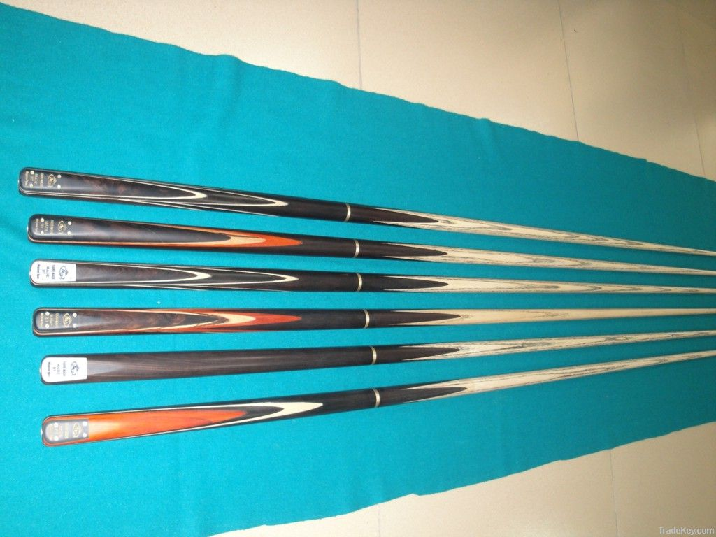 hand made snooker cue
