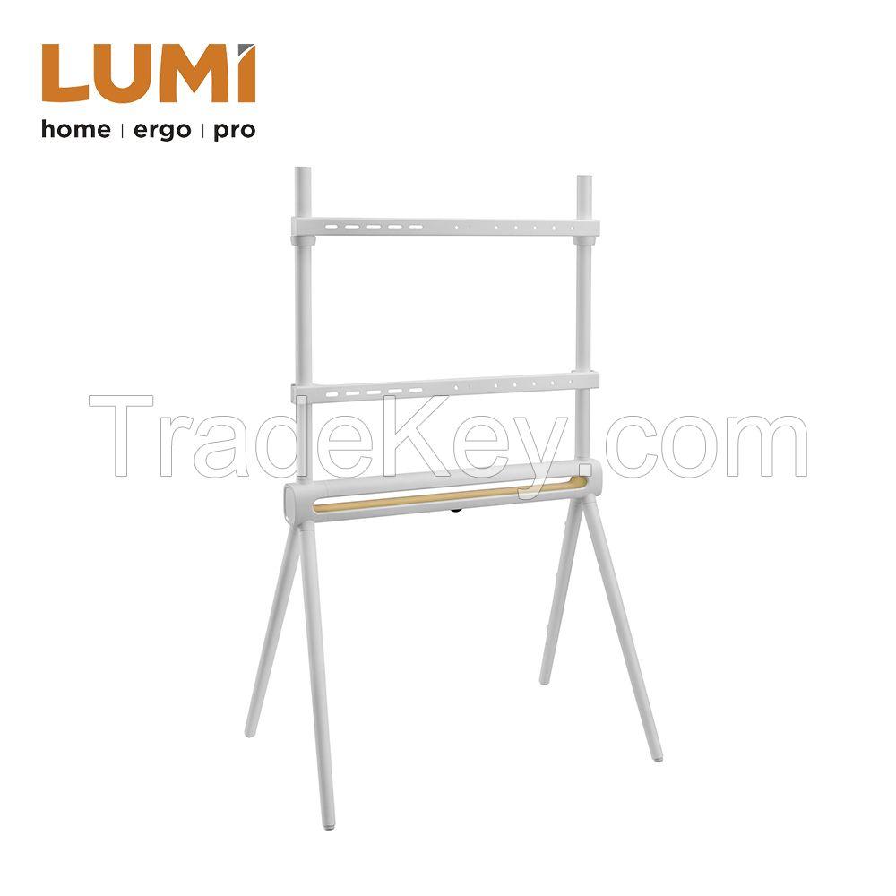 Living Room Furniture Height Adjustable Easel Studio TV Floor Stand
